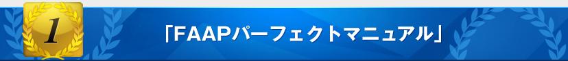限定特典1: FAAP「完全ガイドブック」